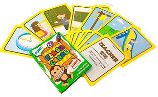 English Surprise Flashcards