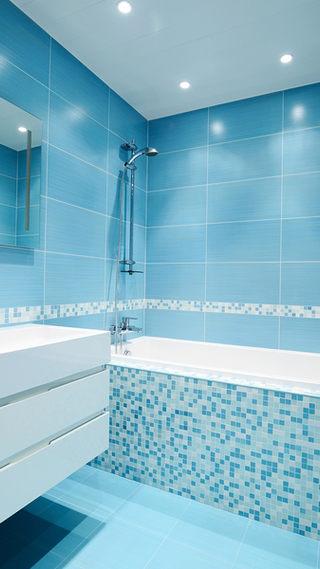 bigstock-Modern-luxury-bathroom-blue-in-