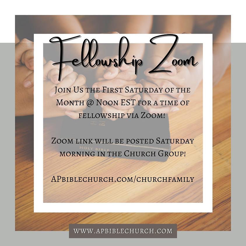 Fellowship Zoom