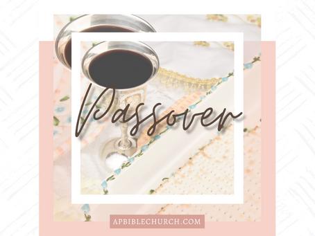 Happy Passover! 👑🐑 Chag Pesach Sameach!