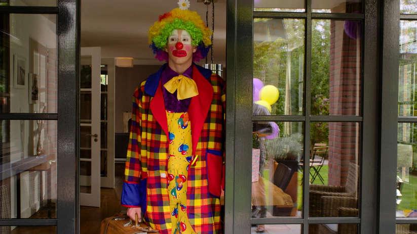 zoek je innerlijke clown