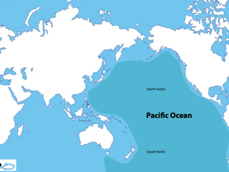 The Pacific Ocean: All you need to know