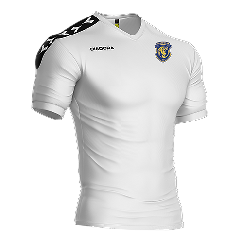 MAILLOT OFFICIEL DOMINATE - BLANC