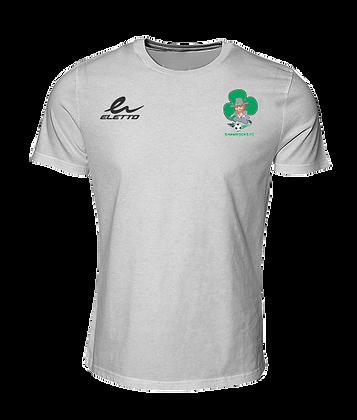 T-shirt Eletto FC Shamrocks avec logo (Adulte)