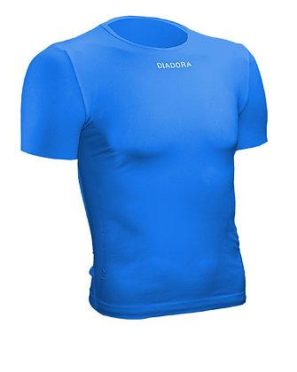 Sous-vêtement manches courtes Bleu Royal