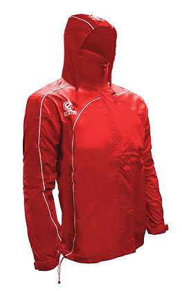 Manteau de pluie Oslo Rouge (Adulte)