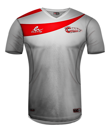 BYSC Official Jersey 2015 - White (No Number)