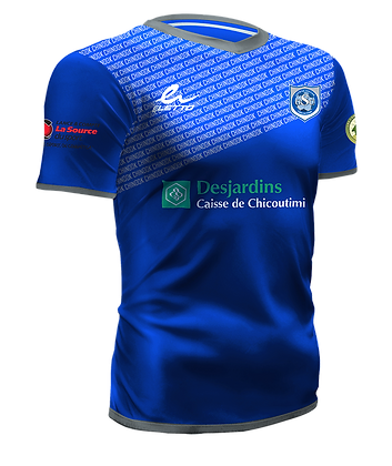 Maillot officiel Chicoutimi domicile