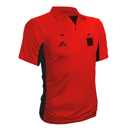 MAILLOT AUTHORITY PLUS - ROUGE