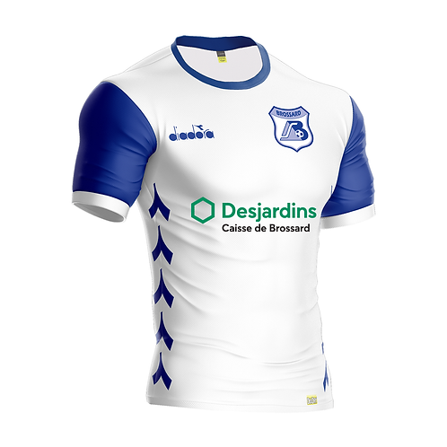 MAILLOT OFFICIEL AAA - BLANC