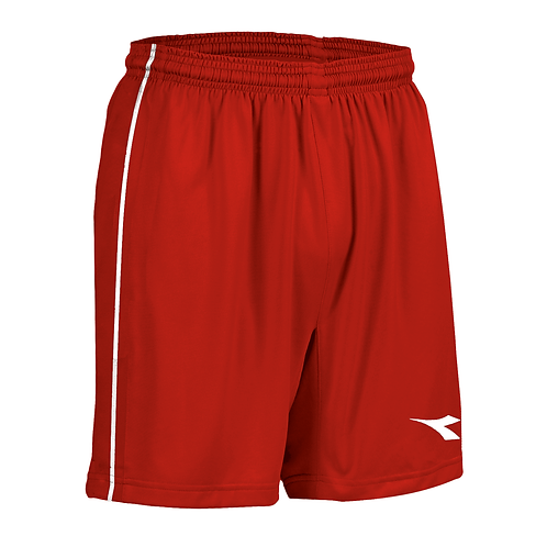 SHORT DE GARDIEN DE BUT ERMANO - ROUGE
