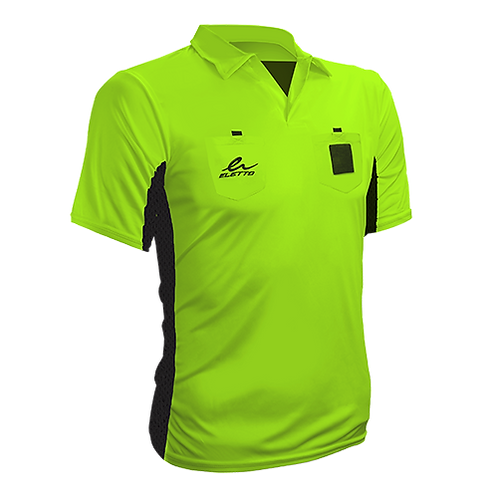 MAILLOT AUTHORITY PLUS - JAUNE FLUO