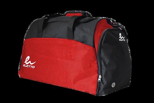 Vicenza Duffle Bag Black/Red