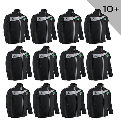 Manteau Eletto avec logo FC Shamrocks (Adulte) 10+