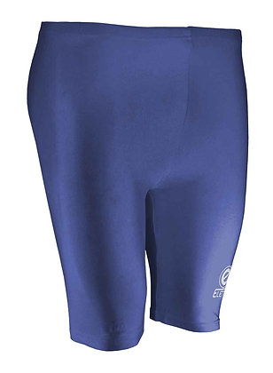 Shorts de Compression Bleu Royal