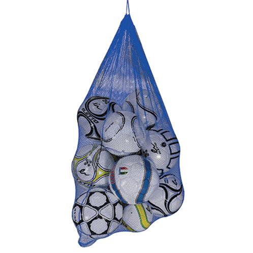 Mesh Ball Bag Royal