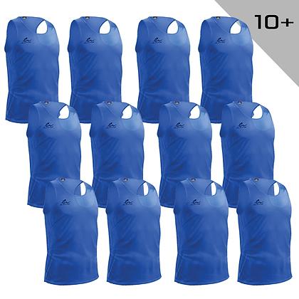 Veste d'entraînement - bleu pour 10+