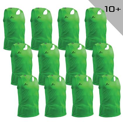 Veste d'entraînement - vert pour 10+