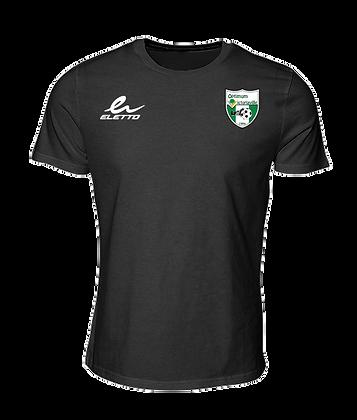 T-Shirt Eletto - Victoriaville noir