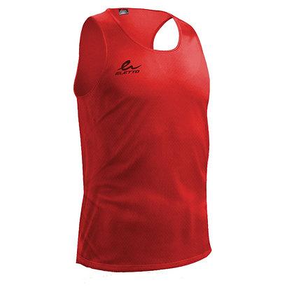 Veste d'entraînement - rouge