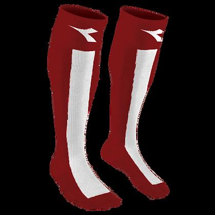 Gamma Socks Burgundy