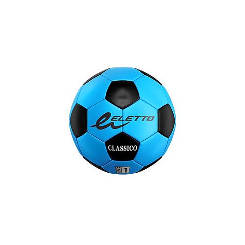 CLASSICO MINI BALL BLEU FLUO/NOIR