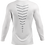 Thumbnail: MAILLOT DE COMPRESSION À MANCHES LONGUES ELEMENT GEAR - BLANC