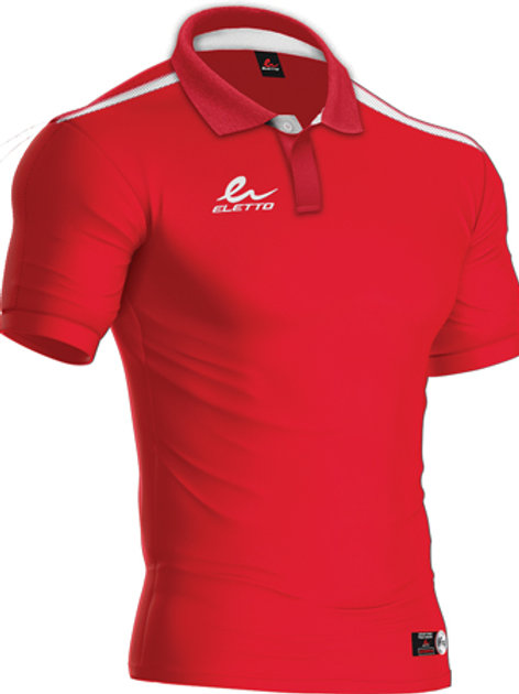 Trainer Elite Polo Red