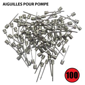 ENSEMBLE DE 100 AIGUILLES
