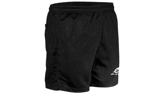 Short entraîneur avec poches