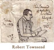 Robert Townsend aka Samuel Culper Jr.
