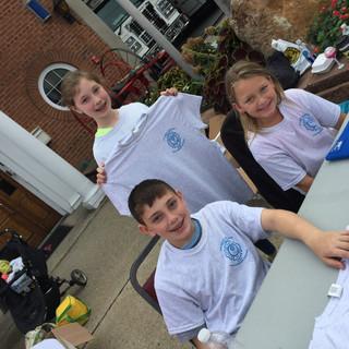 Oyster Fest T-Shirt Event