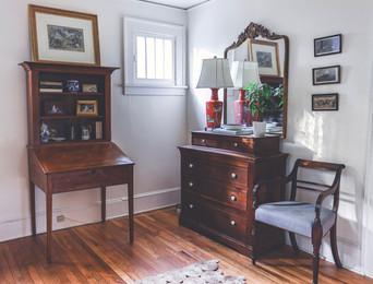 Asheville interior designer Jordan Chath