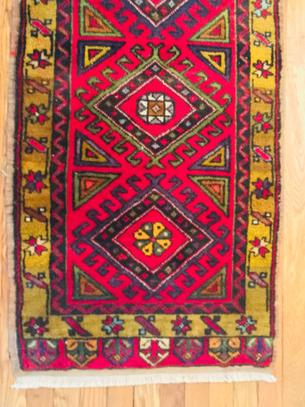 The Chatham Collection Turkish rugs vint