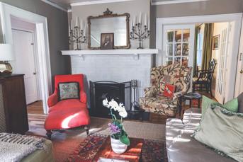 Asheville interior designer Jordan Chatham, The Chatham Collection, Timeless Vintage Finds and Interior Design