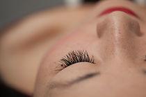 eyelash crystal extension asian
