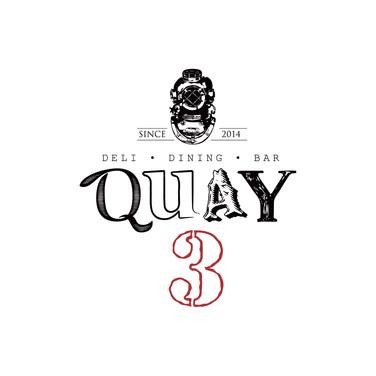 Logo Design | Quay 3 | Swansea