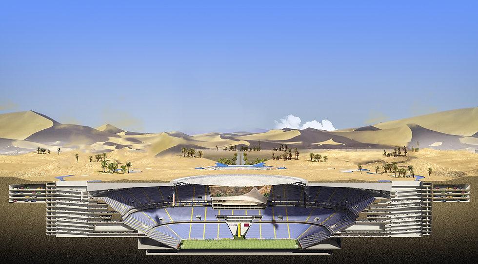 qatar_spaccato_longitudinale_sezione su
