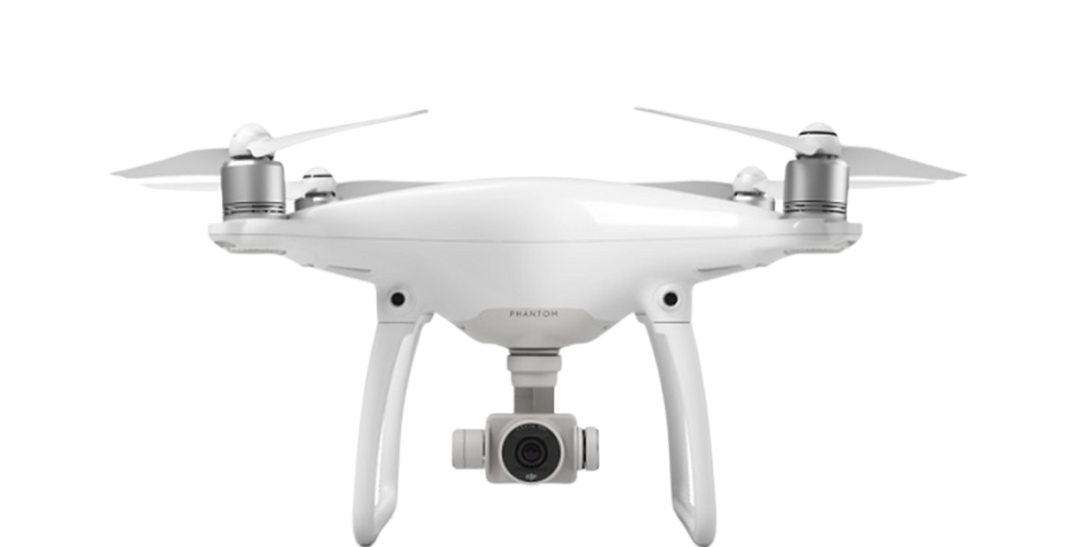 פנטום 4 אדוונס - DJI Phantom 4 advanced