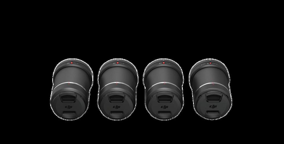 Zenmuse X7 עדשות למצלמת