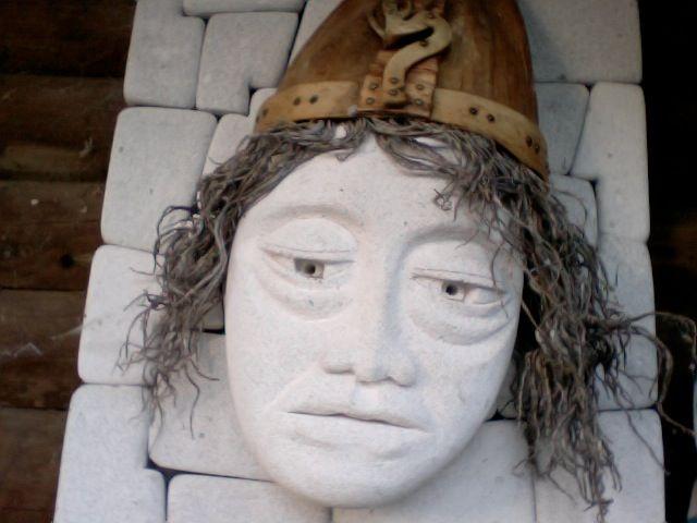 Machu Pichu Man