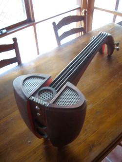 Steel Bar Bass