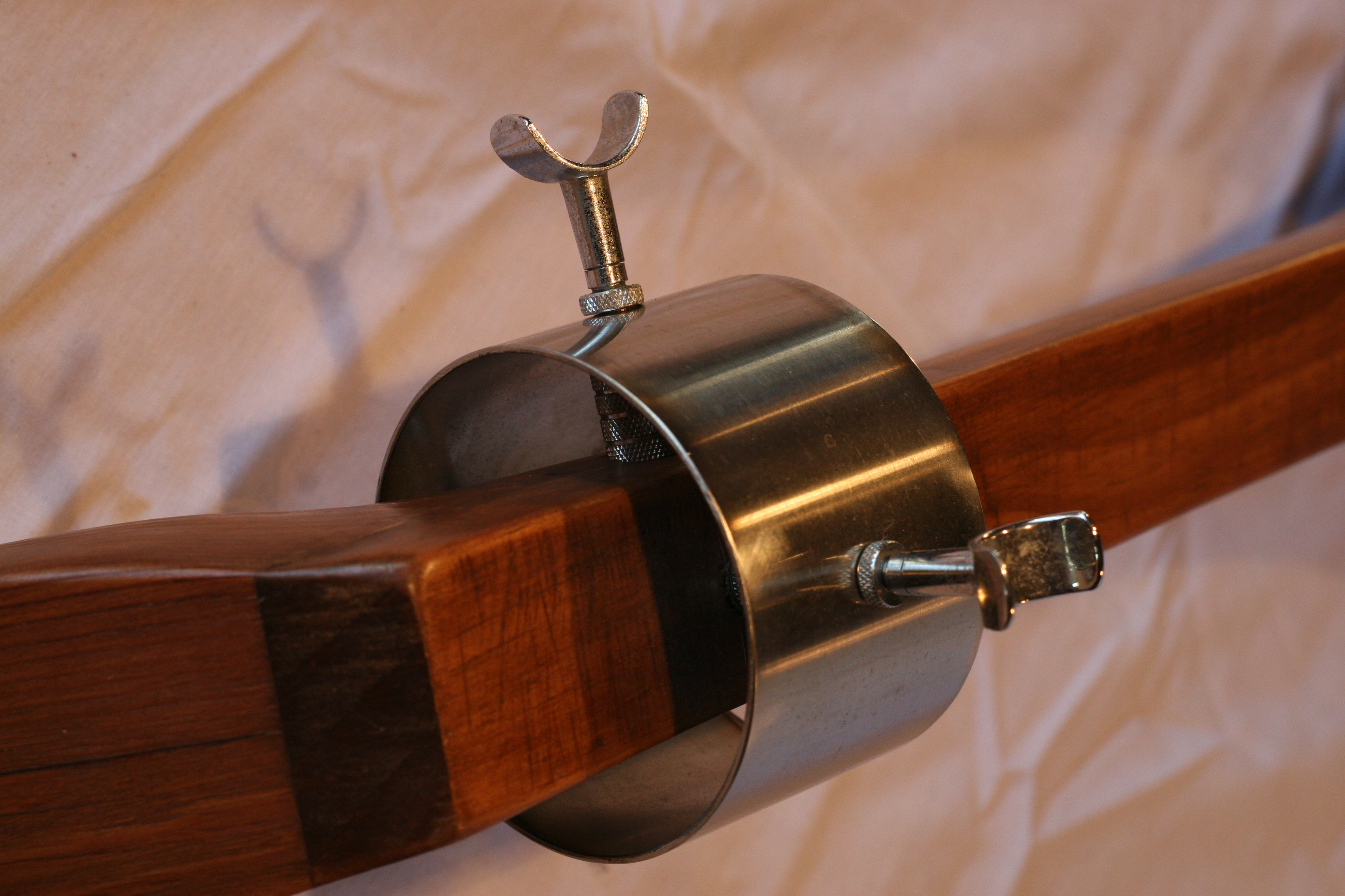 Hybrid Guitar (Detail 1)