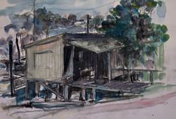 Ross Creek Cabin