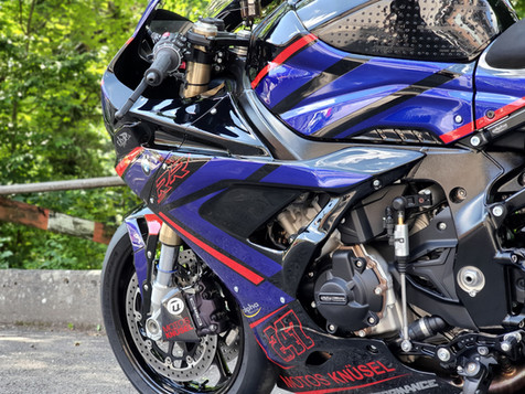 Motos Knuesel BMW S1000RR Racing Umbau A