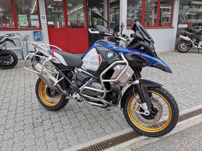 Motos Knuesel BMW R 1250 GS Advenutre Um