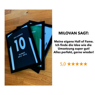 Bewertung Milovan
