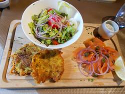 Planchette saumon