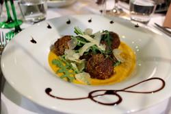 cromesquis foie gras