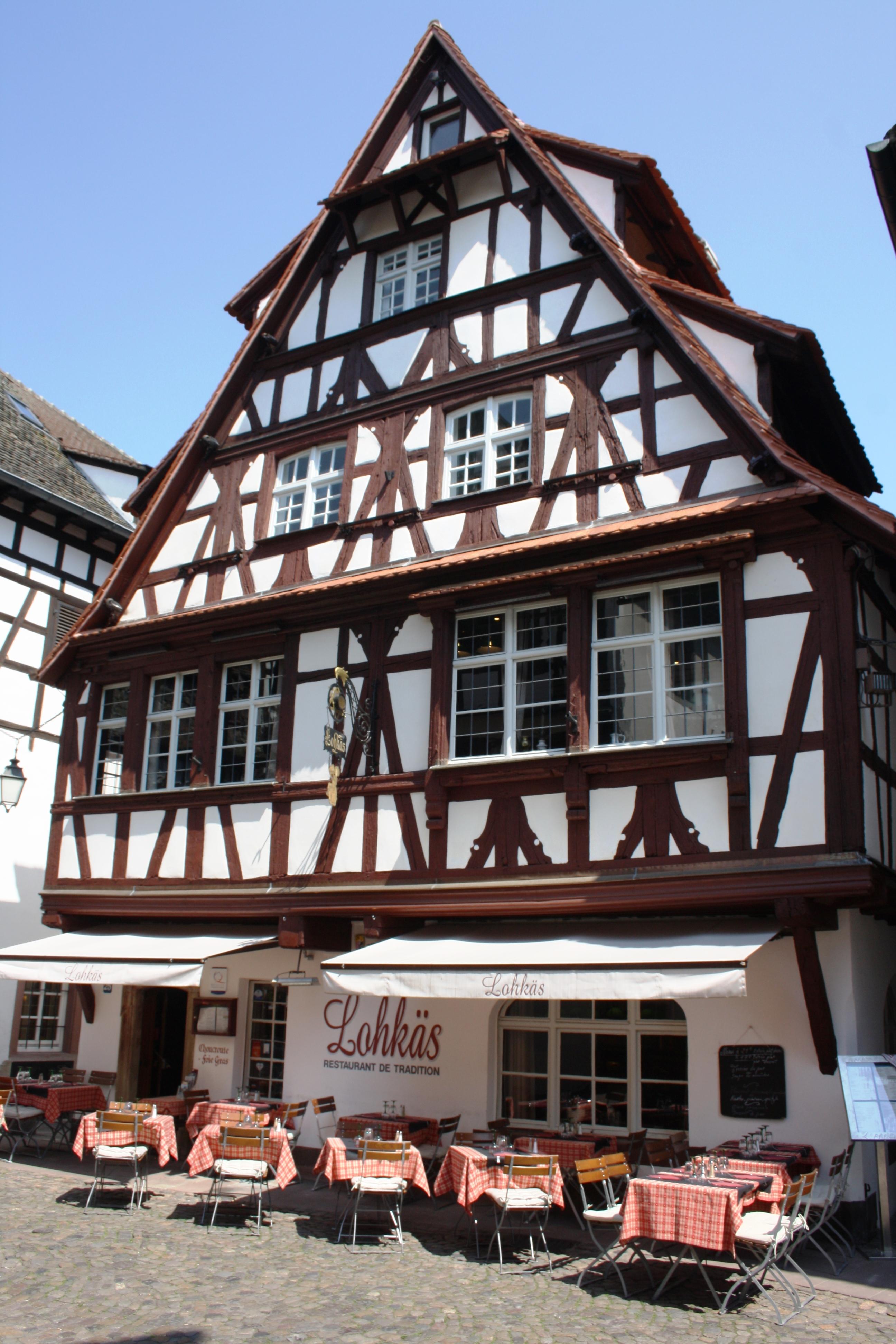 Le Lohkäs - Strasbourg Petite France